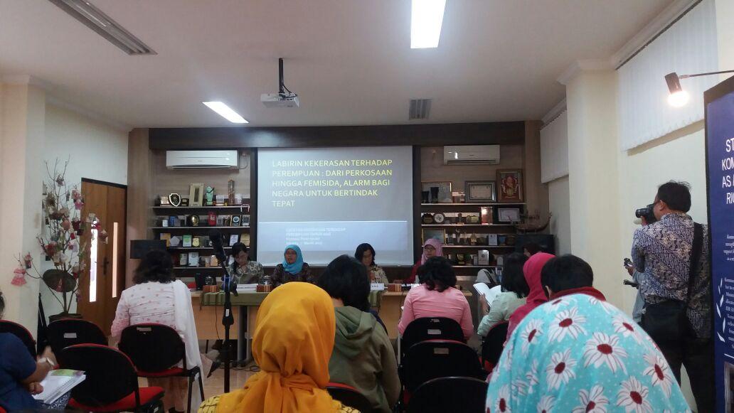 Komnas Perempuan - Labirin Kekerasan terhadap Perempuan